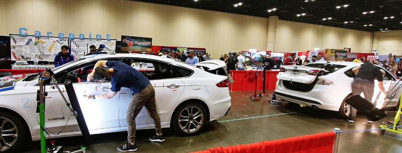 Mobile Tech Expo 2019 Dent Olympics
